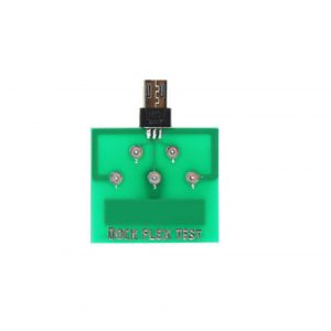 Dock Flex Test Board Micro USB / Lightning