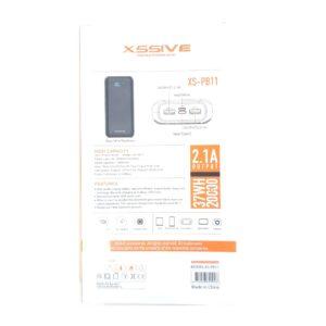 XSSIVE 20000mAh Power Bank Portable Oplader met Micro USB kabel - XSPB11
