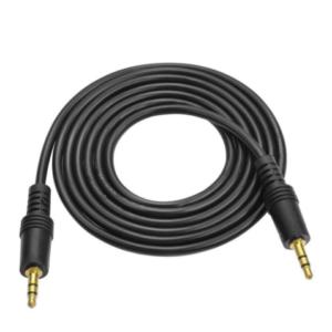 Jack 3.5mm naar Jack 3.5mm mannelijk kabel - 5 Meter