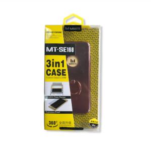 360° protectie met 3 in 1 Full Cover Case voor iPhone 6 / 6S Hoesje