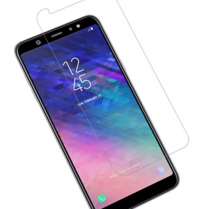 Tempered Glass Screen Protector voor Samsung Galaxy A6 2018