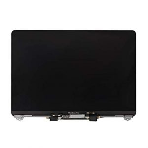 "Compleet Lcd assembly 13"" Macbook Pro A1989 Space Grey"