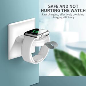 Ugreen Magnetische Apple Watch USB Oplader - Wit
