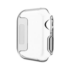 Apple Watch Flexibele Transparant TPU hoesje - 40mm/44mm