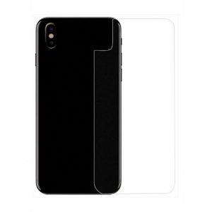 iPhone XS Max Tempered Glass Back Cover