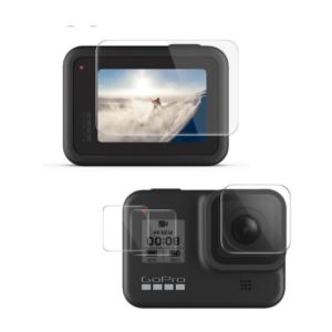GoPro Hero 8 Tempered Glass Screen protector - 9H Gehard Glas