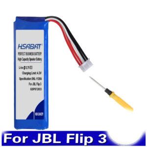JBL Flip 3 Batterij 3.7V 8000 mAh - GSP872693