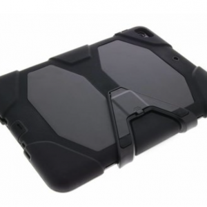Extreme Army Protection Case voor iPad Air 9.7'' - Zwart