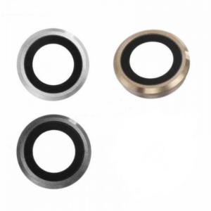 iPhone 6/6S Camera Lens Glas - Zilver/Goud/Space Grey