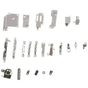 iPhone 6 metalen afdekplaatjes set