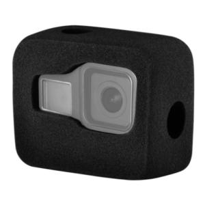 Foam Windshield Case voor GoPro HERO 8 - Zwart