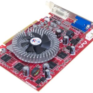 Medion ATI Radeon X740XL 128MB GDDR3 PCI-E Video Kaart DVI/VGA