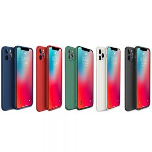 iPhone 12/12 Pro Soft Silicone Case