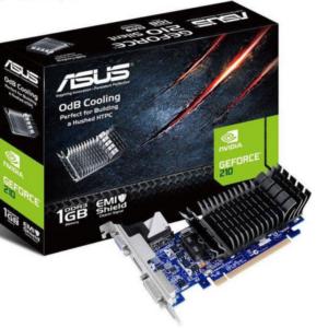 ASUS EN210 SILENT/DI/1GD3/V2(LP) GeForce 210 1GB GDDR3