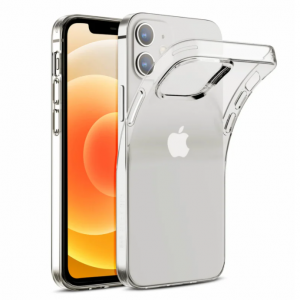 iPhone 12 Mini Transparant Silicone Case