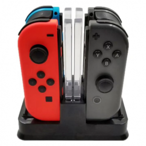 Docking Station Oplader voor Nintendo Switch Joy-Con Controller