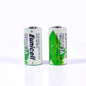 Eunicell CR123A 3V 2 stuks Lithium batterijen