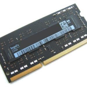 SK Hynix DDR3 4GB (2 x 2 Gb) 1Rx16 PC3L-12800S-11-13-C3 SODIMM HMT425S6AFR6A Macbook RAM MTxx522