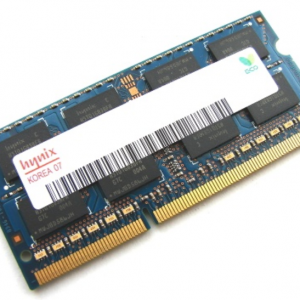 Hynix 4GB (2 x 2GB) 2Rx8 PC3-8500S-7-10-F2 RAM Memory HMT125S6AFR8C-G7