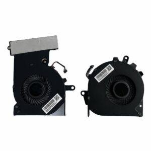 HP L22261-001 CPU + GPU Ventilator set (L+R)